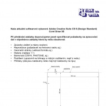 Manuál předtiskové přípravy / strana 2